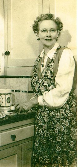 Gertrude Belle Gertie <i>Smith</i> Anderson