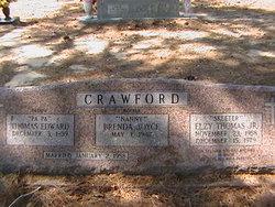 Elzy Thomas Skeeter Crawford, Jr