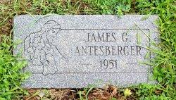 James G. Antesberger
