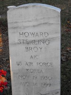 Howard Sterling Broy