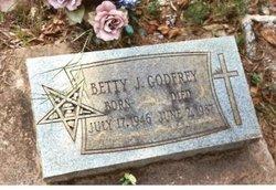 Betty J <i>Lamar</i> Godfrey