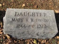 Mary Van Wagoner Fonda