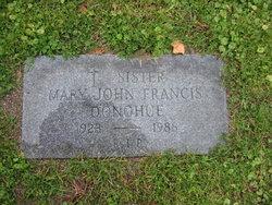 Sr Mary John Francis Donohue