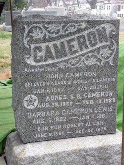 Robert Allan Cameron