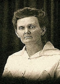 Clara Mathilda <i>Holman</i> Pratt