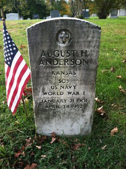 August H Anderson
