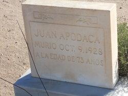 Juan Apodaca