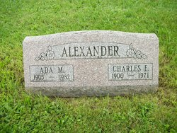 Ada M Alexander