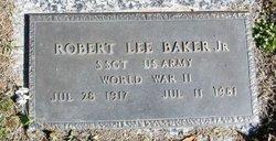 Robert Lee Baker, Jr