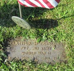Arthur H. Prindle