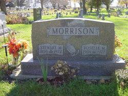 Stewart M Morrison