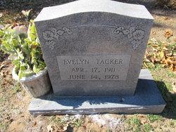 Evelyn Tacker