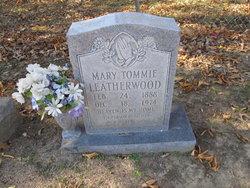 Mary Tommie Leatherwood