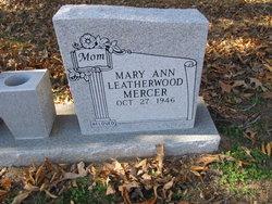 Mary Ann Leatherwood