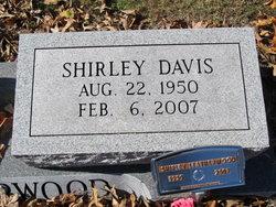 Shirley <i>Davis</i> Leatherwood