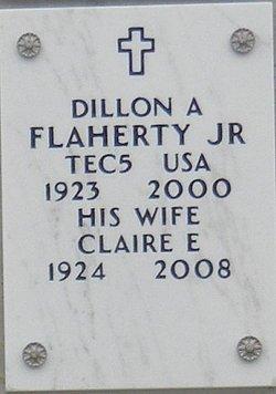 Dillon A Flaherty, Jr