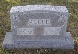 Maude Mae <i>Abbott</i> Allee