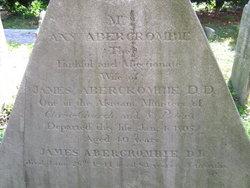 Ann Chevalier <i>Baynton</i> Abercrombie