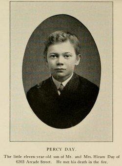 Percy Benjamin Day