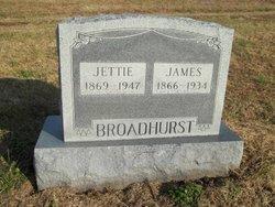 Jettie Ann <i>McMullin</i> Broadhurst