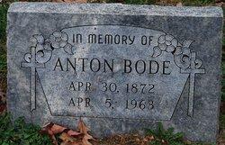 Anton Ludwig Bode