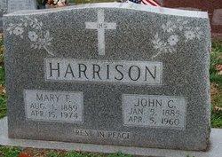 Mary Francis <i>Veit</i> Bellman Harrison