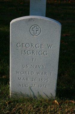 George Washington Isgrigg