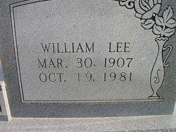 William Lee Perrigin