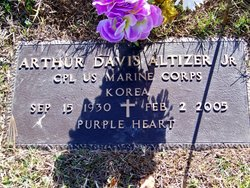 Arthur Davis Altizer, Jr