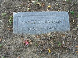 Nancy S. <i>Allen</i> Franklin