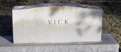 Arthur Vick