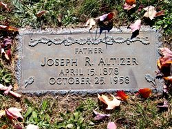 Joseph Russell Altizer