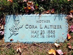 Cora Levena Altizer