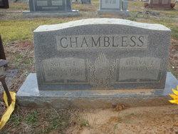 Melva Louise <i>Wright</i> Chambless