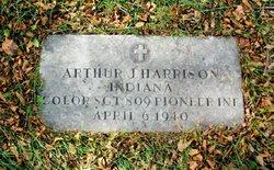 Arthur J Harrison