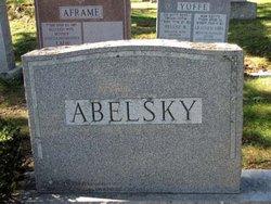 Barnard Barney Abelsky