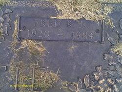 Fred Ryburn Freddie Beattie, Jr