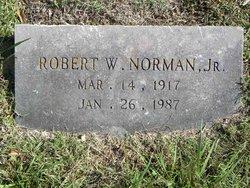 Robert Warren Norman, Jr