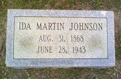 Ida Corine <i>Martin</i> Johnson