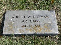 Robert Warren Norman, Sr