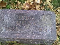 Lydia May <i>McDowell</i> Monk
