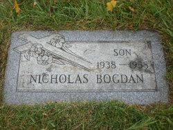 Nicholas Michael Nicky Bogdan