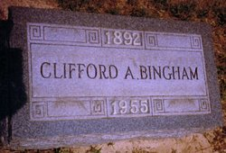 Clifford Andrew Bo Bingham