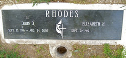John Jacob Rhodes, II