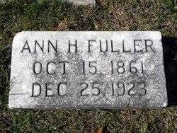 Ann H Fuller