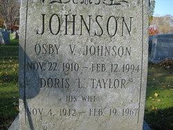 Osby Vivian Johnny Johnson