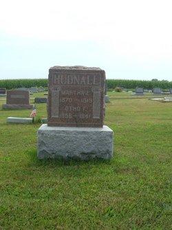 Martha Elizabeth <i>Kirkland</i> Hudnall