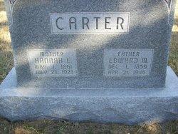 Edward M Carter