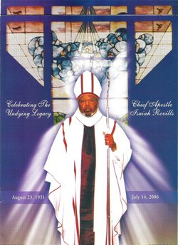 Chief Apostle Isaiah Revills