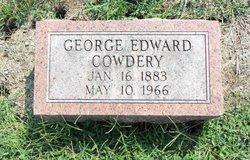 George Edward Cowdery